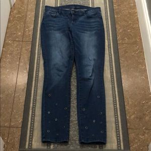 New York and Company Skinny Jeans